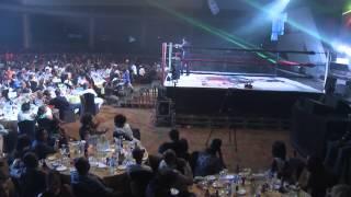 Too Funny: OSAMA ON AY LIVE