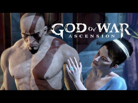 God of War Ascension 30 Minutes of Kratos Gameplay Walkthrough Part 1