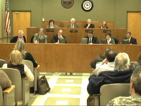 Shelbyville & Bedford County TN Board Meetings January 2015
