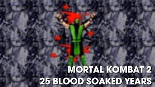 25 Years of Mortal Kombat 2