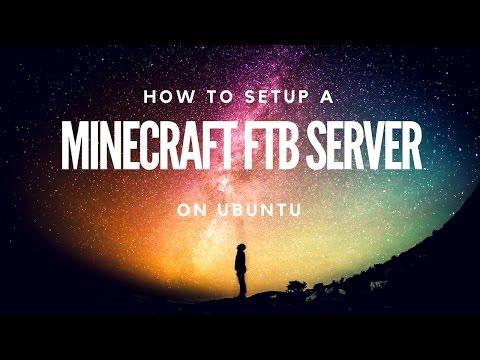Minecraft Feedthebeast Server on Ubuntu
