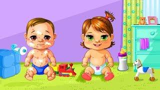 My Baby Care Babysitter Video - Bubadu Games - Baby Games Video