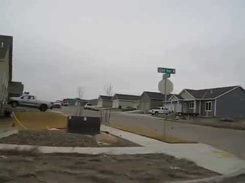 Williston, ND -- Northwest of the City -- The Bakken