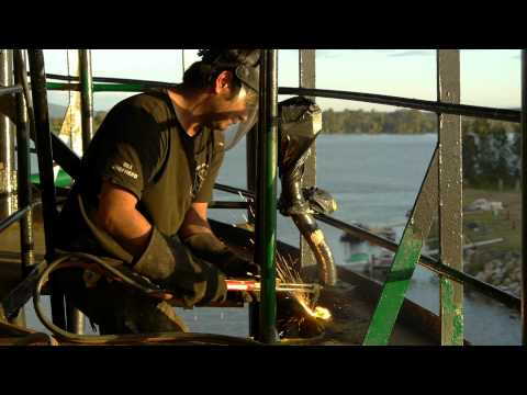 Sea Shepherd Crew at Work on The Bob Barker