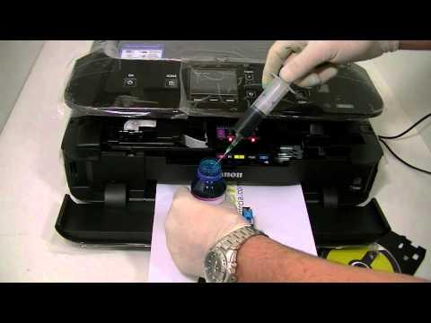 Veja Como Recarregar o Cartucho da Canon MG5410