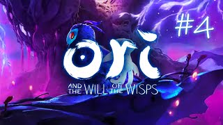 I HATE THOSE FLYING THINGS! - Ori and The Will of The Wisps - Part 4 (Playthrough)