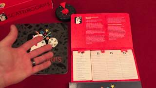 Scattergories Review - with the Game Boy Geek