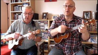Lonnie Donegan's 'Putting on the Style' - Skiffle Ukulele - Jez Quayle & Tony Rushworth