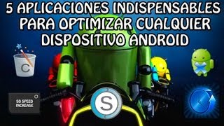 Optimizar android movil o tablet facilmente (MAS FLUIDO) (Tutorial RECOMENDADO)