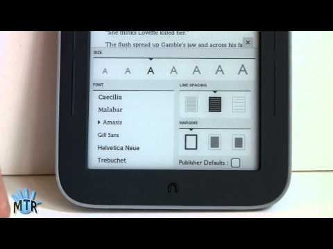 Nook Simple Touch with GlowLight Review (7)