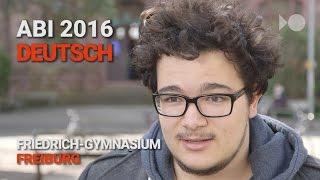 download lagu Wie War Das Deutsch-abi 2016? gratis