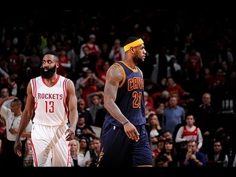 James Harden Duels to Overtime Finish with LeBron James