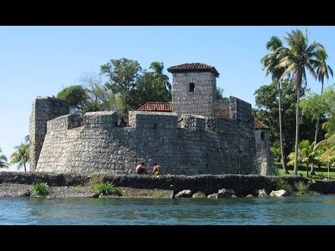 Guatemala The Castillo de San Felipe de Lara  Río Dulce Izabal Lago de Izabal  Redoubt