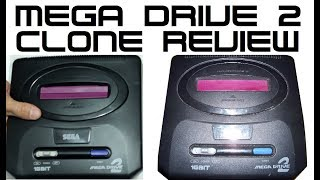 Sega Mega Drive 2 clone review for $22