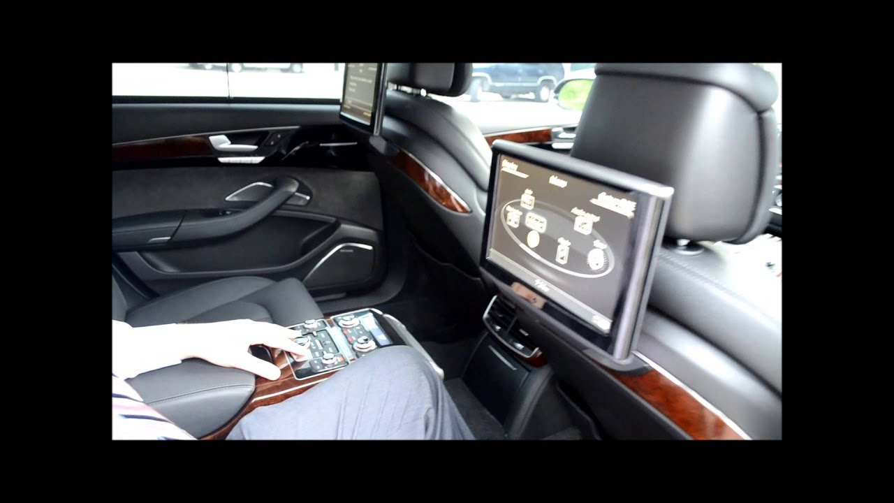 2012 Audi A8 L Executive Package Youtube