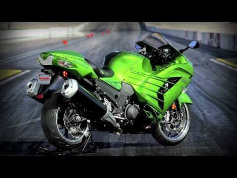 2012 Kawasaki Ninja ZX-14R Review - New King of Hyperbikes?