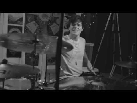 "Chris Kamrada - SLEIGH BELLS - ""Kids"" DRUM REMIX"