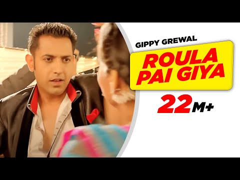 Roula Pai Giya - Carry On Jatta - Full Hd - Gippy Grewal And Mahie Gill - Brand New Punjabi Songs video