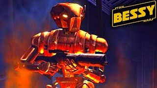 How HK-47 Was Found on Mustafar During the Clone Wars - Explain Star Wars