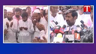 Minister Jagadish Reddy Filed Nomination - Suryapet - Telangana  live Telugu - netivaarthalu.com