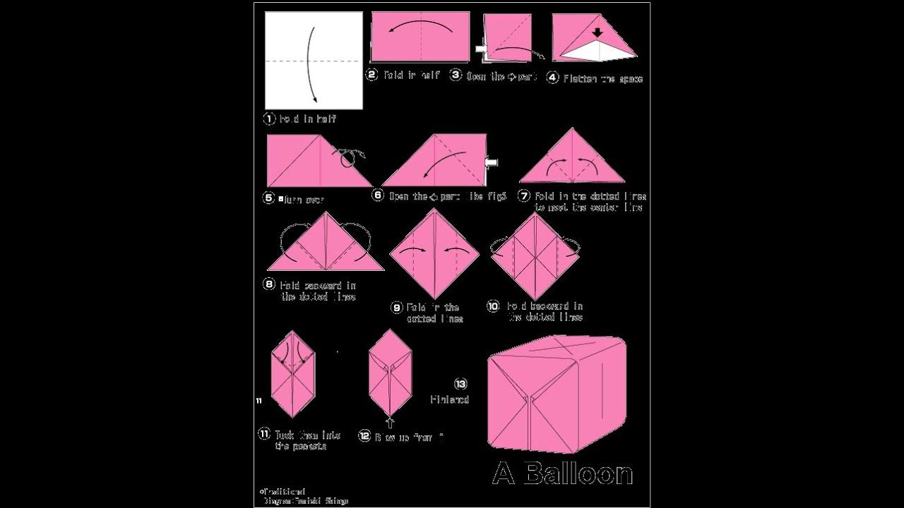 Как сделать из бумаги оригами телефон