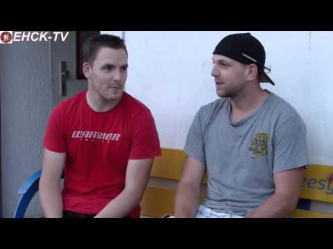 Interview Martin Morczinietz und Gert Acker (7.08.2014)