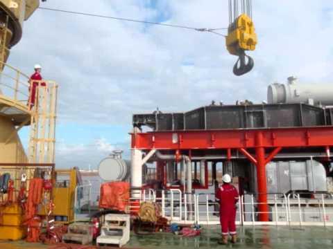 Jumbo Shipping Offshore Heavy Lift Vessel armin Fairplayer