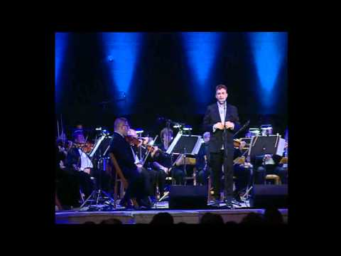 David D'or - Adagio In G Minor Live Orchestral (Albinoni)