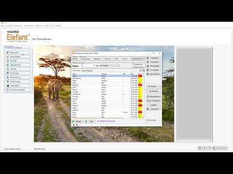 Elefant Praxissoftware: Datum der Kostenzusage eintragen