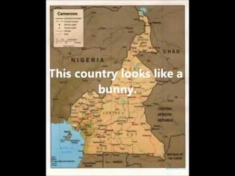 Easy ways to Memorizing African Countries