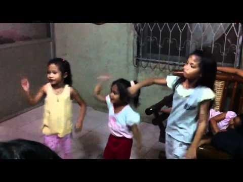 Future TFC dancers - Mindanao stars!