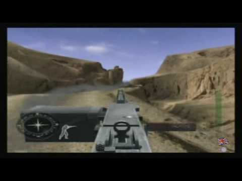 Call of Duty Finest Hour - North Africa, Mission 3