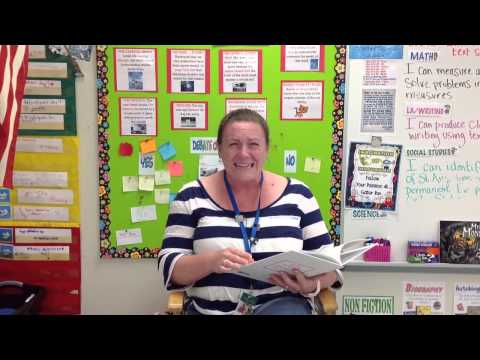 Gator Run Elementary Online Read Aloud - Mrs. Crowther