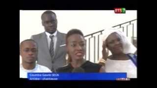 Coumba Gawlo Seck recue au palais par Macky Sall