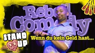 Hany Siam in der Bank | RebellComedy [Stand Up]