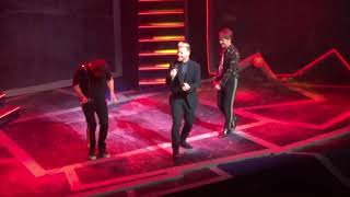 Take That and Lulu - Surprise performance at the premiere of The Band 26.09.2017