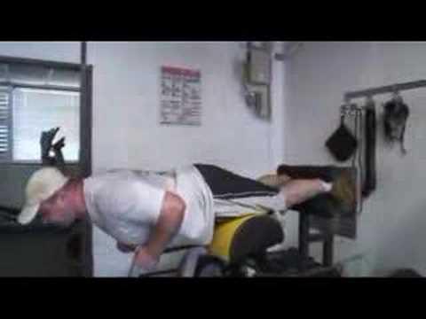 Team Super Training: GHRs