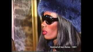 GRACE JONES - San Remo