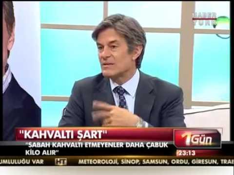 Dr. Mehmet Öz : Sağlıklı Yaşamla İlgili Olmazsa Olmaz 7 Kural