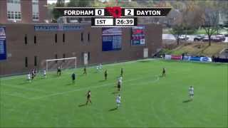 Dayton Women's Soccer vs. Fordham - Post-game
