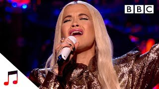 Rita Ora Performs 39 Let You Love Me 39 Bbc