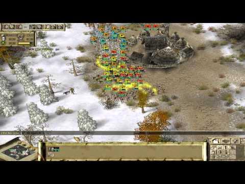 Praetorians 3v3 Online Gameplay