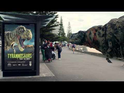 Tyrannosaurs – Meet the Family at Te Papa Wellington