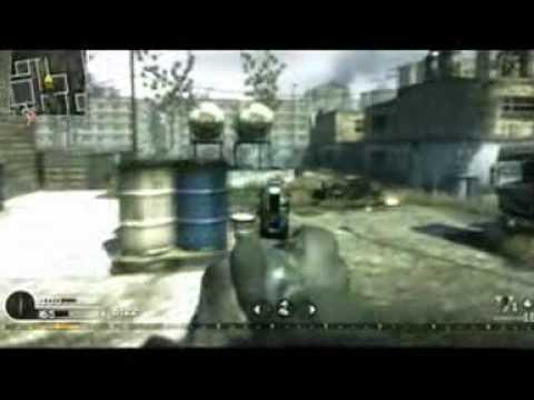 CoD4 - H&K MP5