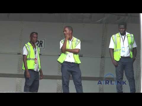 Airlink Cargo Haiti Post Matthew