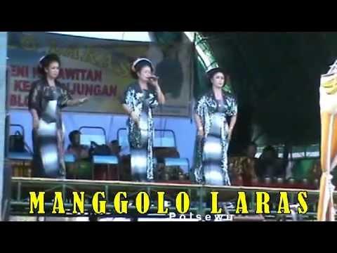 GAMBYONG - MANGGOLO LARAS live in Ngrojo