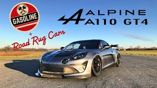 ALPINE A110 GT4 - MY GASOLINE
