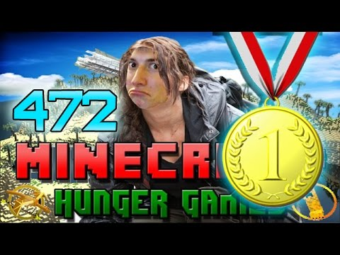 Minecraft: Hunger Games w Mitch Game 472 GOING FOR THE WIN