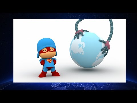 Pocoyo is Kids Ambassador for Earth Hour 2015 | Use #YourPower