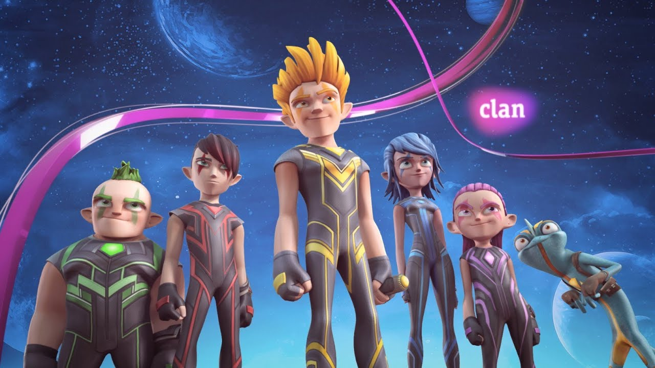 dibujos campeones personajes: